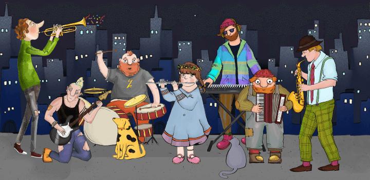 Маленький оркестр