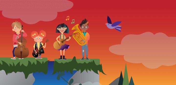 Музыкальная школа Mussila